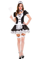 Sweet & Majestic French Maid