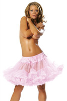 Fluffy Layered Petticoat