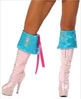 Sexy Buccaneer Boot Cuffs