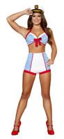 Playful Pinup Sailor Costume
