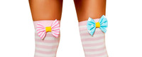 Clown Stocking Bows
