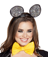 Rhinestone Mouse Ears