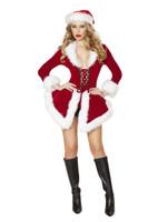 Chic Santa Costume