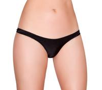 Thong Back Bikini Bottoms