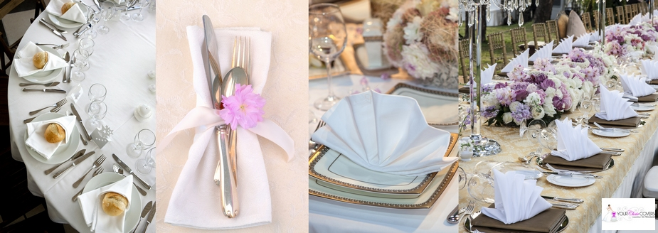 Polyester Napkins For Weddings