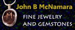 John B McNamara Jewelry