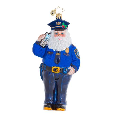 Christopher Radko's Officer Nick