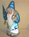 Schaller Santa with Turquoise coat