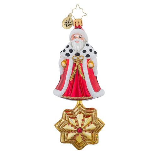 Christopher Radko Starry Santa Classic