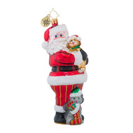 Christopher Radko Christmas Tail - Animal Related Awareness