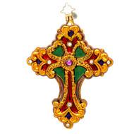 Christopher Radko's Sacred Jeweled Rood