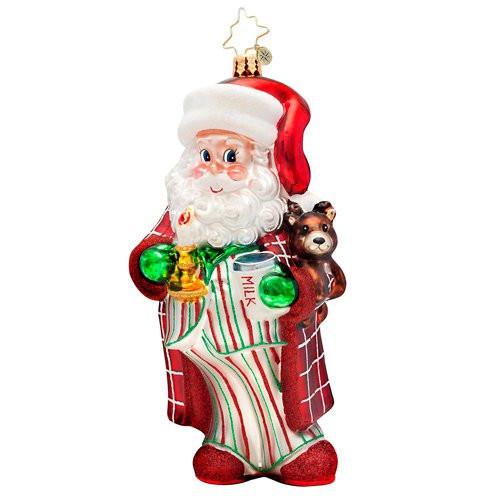 Christopher Radko Sleepytime Santa