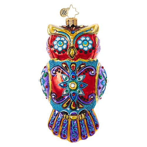 Christopher Radko Ornate Owl
