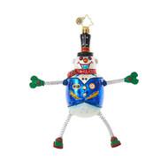 Christopher Radko Snow-Bot Boogie