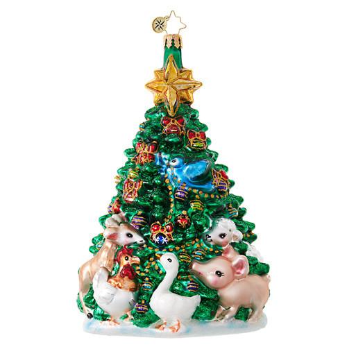 Christopher Radko Farm Fresh Christmas Tree