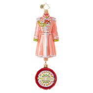 Christopher Radko George Harrison's Sgt. Pepper's Coat