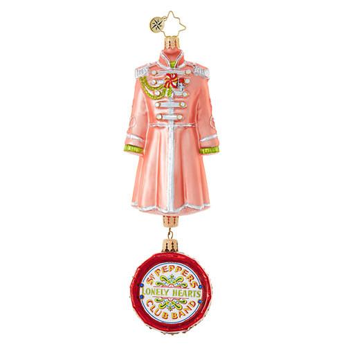 Christopher Radko George Harrison's Sgt. Pepper's Coat