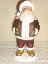 Ino Schaller Santa in Trousers