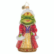 Christopher Radko Frog Princess
