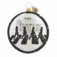 Christopher Radko Abbey Road Christmas - front