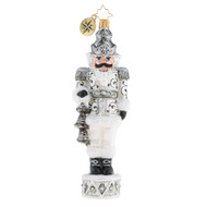 Christopher Radko Winter Wonderland Nutcracker - front