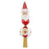 Ruby Topper Deluxe Finial