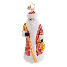 Christopher Radko's Russian Santa