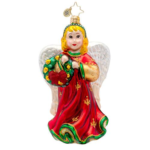 Christopher Radko's Angelic Anna