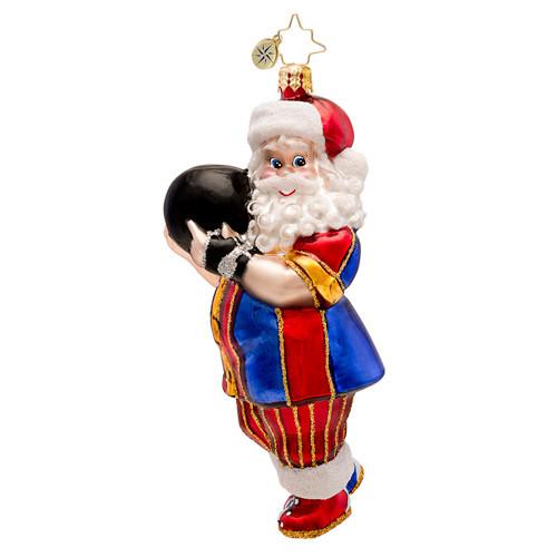 Christopher Radko's Kingpin Claus