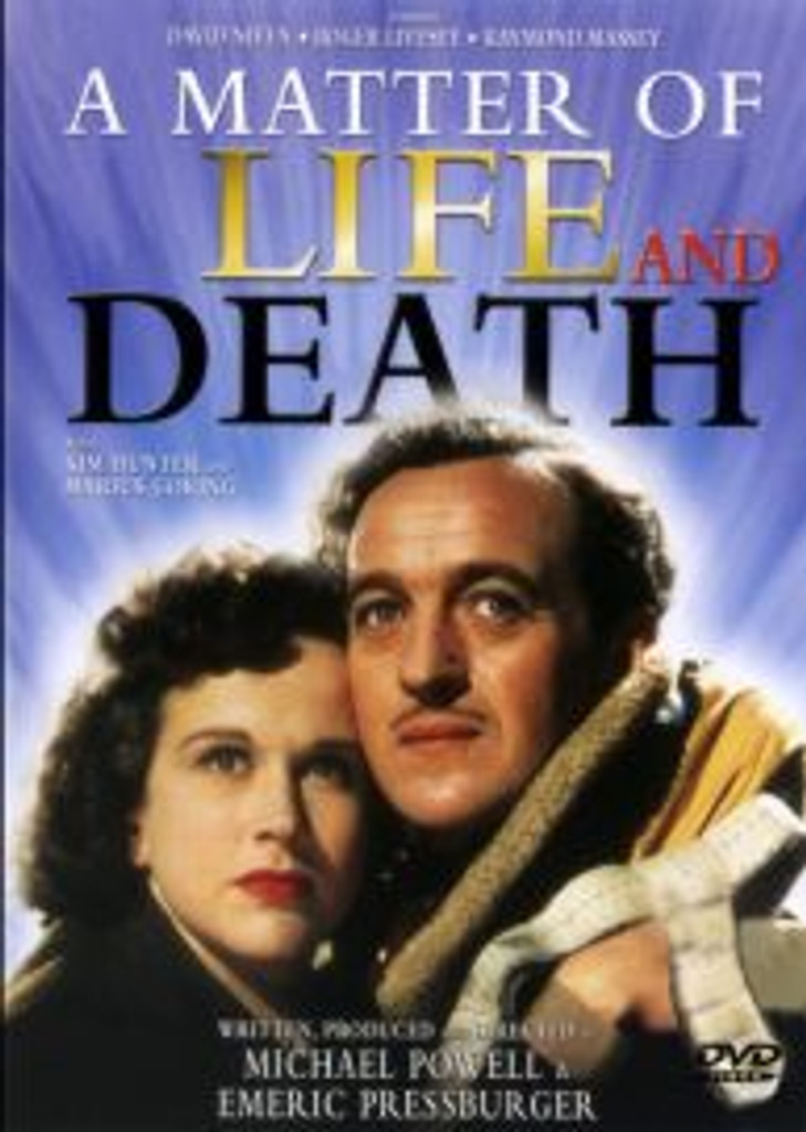 A Matter of Life and Death (AKA Stairway to Heaven) (1947) Dvd