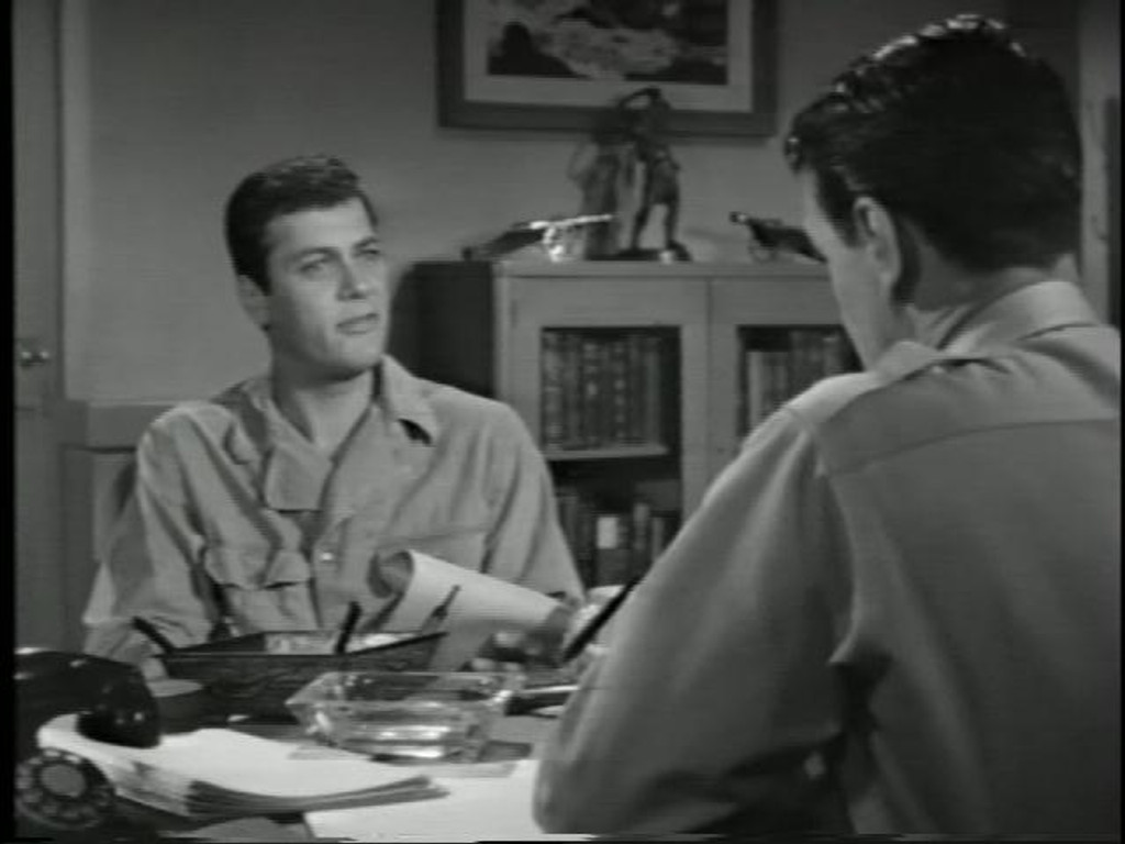 The Great Imposter Tony Curtis