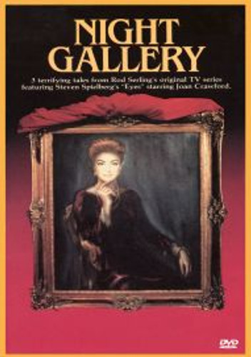 Night Gallery (The Premiere Collection) Three Episodes Dvd