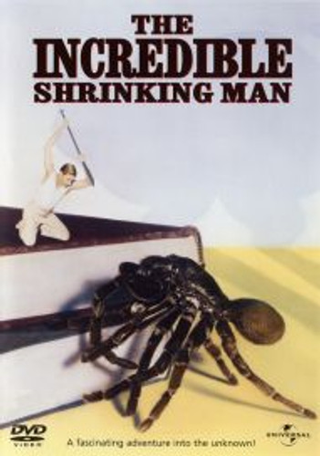 The Incredible Shrinking Man Dvd