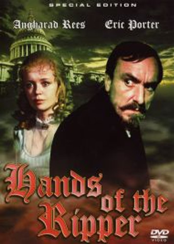 Hands of the Ripper Classic Hammer's Horror Film Dvd