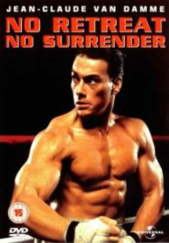 No Retreat No Surrender International Version Dvd