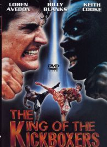 King of the Kickboxers Dvd