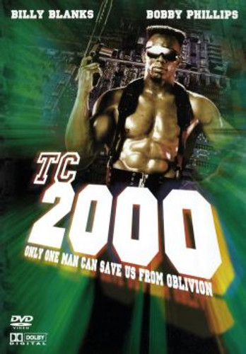 TC 2000 Billy Blanks Sci-Fi Actioneer