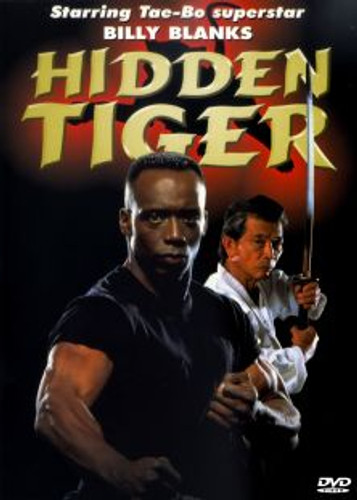Hidden Tiger(a.k.a Balance of Power) Billy Blanks Dvd