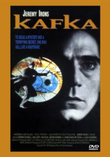 Kafka Jeremy Irons Widescreen Edition