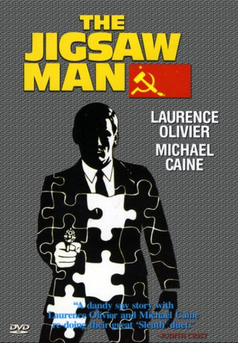 The Jigsaw Man Michael Caine and Laurence Olivier Dvd