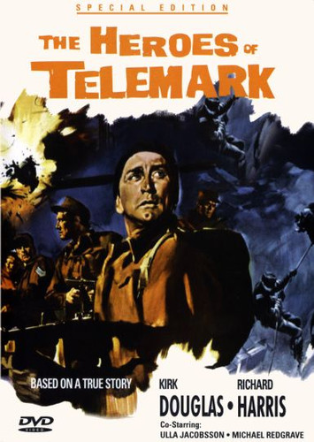 The Heroes of Telemark Special Edition Playable All-Regions Dvd