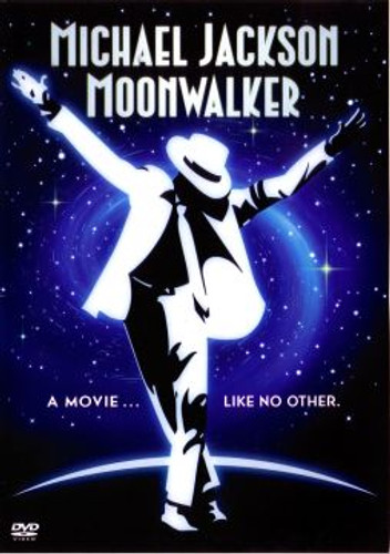 Moonwalker Michael Jackson Digital Remastered Widescreen Edition Dvd
