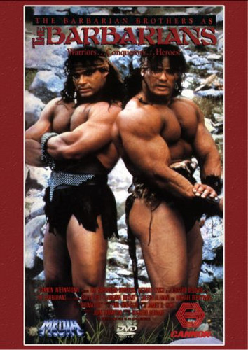 The Barbarians (a.k.a. The Barbarian Brothers) Dvd