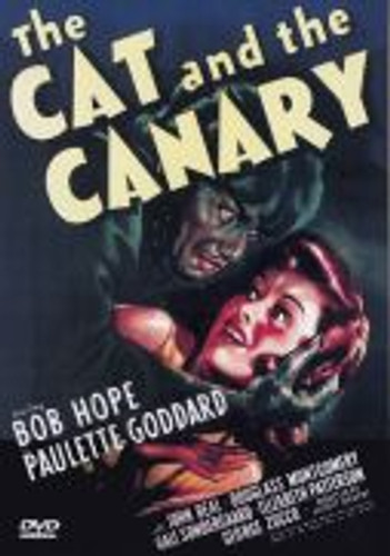 The Cat and the Canary Dvd Free Shipping