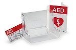 AED Wall Mount and Signage Bundle