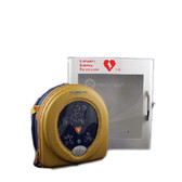 Heartsine AED Wall Cabinet with Alarm