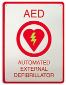 Zoll AED Plus Wall Sign