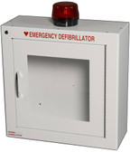 Basic Alarmed AED Cabinet