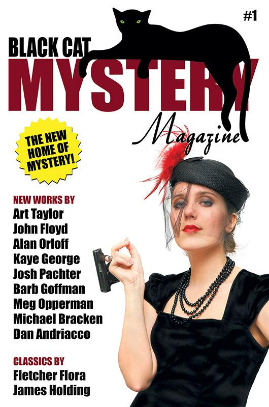 Black Cat Mystery Magazine #1 (paperbound)