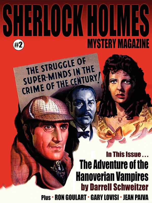 Sherlock Holmes Mystery Magazine #2 (epub/Kindle/pdf)